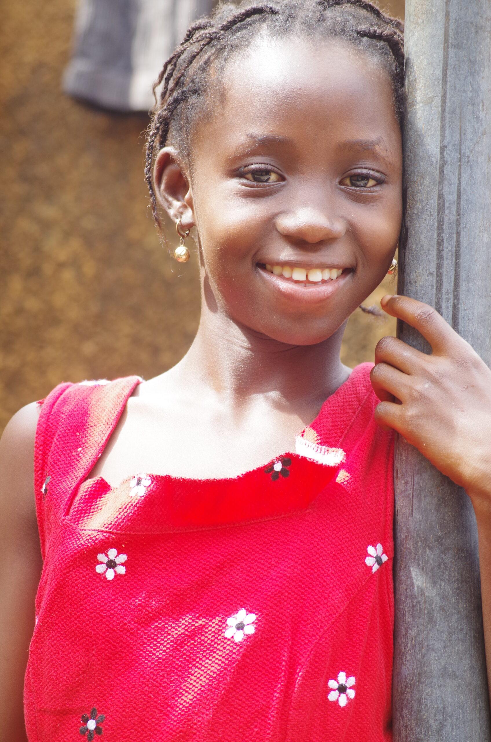 Association Ranime soutien l'éducation des jeunes filles en Afrique