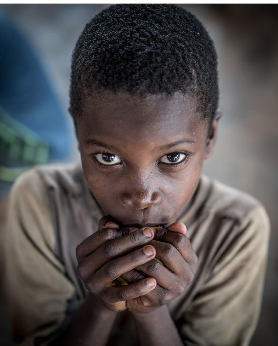 Parrainage d'enfant avec l'association RANIME France Guinée