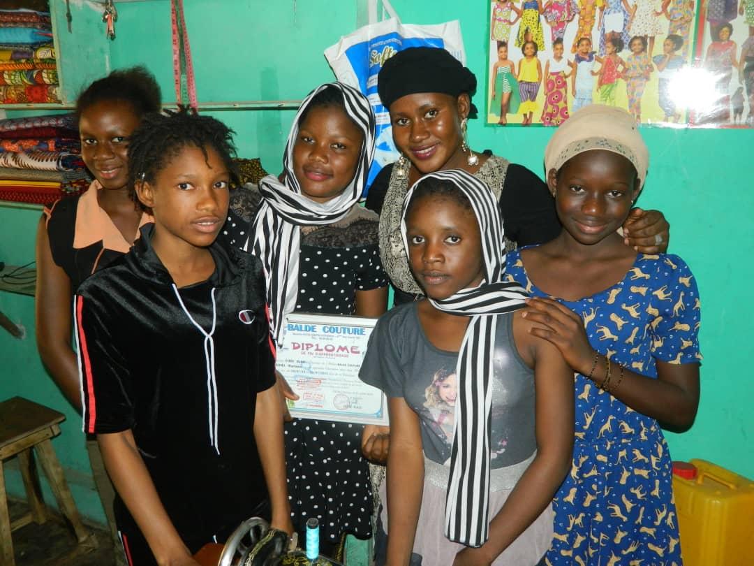 Atelier Couture Kindia Guinée